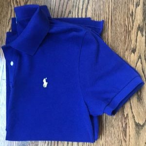 Polo Ralph Lauren boys polo.